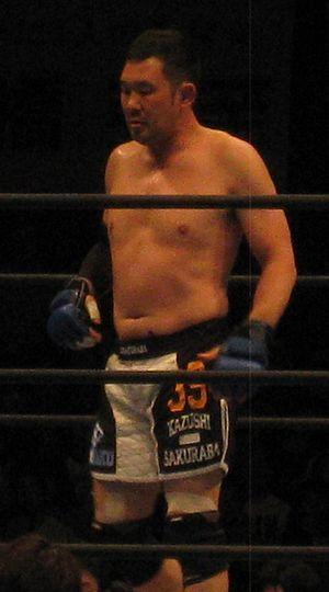 Kazushi Sakuraba - Sakuraba in November 2013