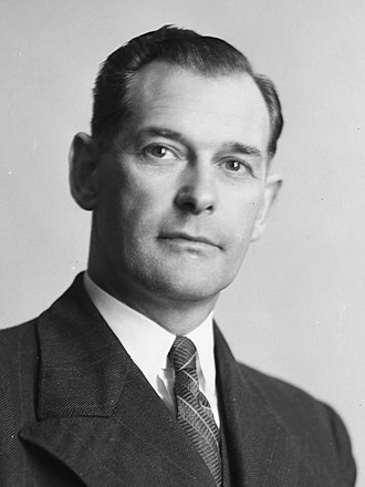 New Zealand National Party - Sir Keith Holyoake, Prime Minister, 1957 and 1960–1972