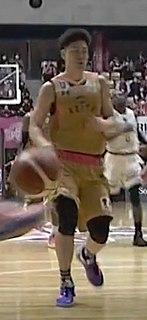 Kengo Nomoto Japanese basketball player