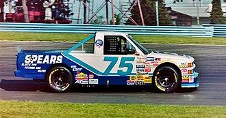Kevin Harvick - Harvick's 1997 truck