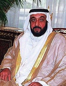 President of the. United Arab Emirates. Khalifa Bin Zayed Al  Nahyan-CROPPED.jpg
