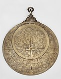 Astrolabe in the Khalili Collection