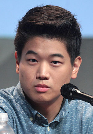 Ki Hong Lee - Ki Hong Lee at the 2015 San Diego Comic-Con International