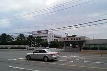 Fabbrica di Kia Motors Corea del sud