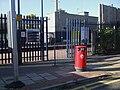 Kidbrooke station north entrance.JPG