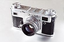 be2707811ce Kiev 35 mm cameras[edit]