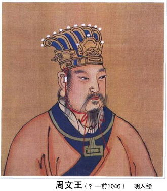 King Wen of Zhou - Image: King Wen of Zhou