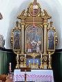 Kirche St Wolfgang Mauterndorf Altar.jpg