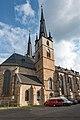 Kirchplatz, Evangelische Johanneskirche Saalfeld (Saale) 20180509 001.jpg