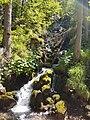 Kleiner Wasserfall in der Region Ramsau.jpg