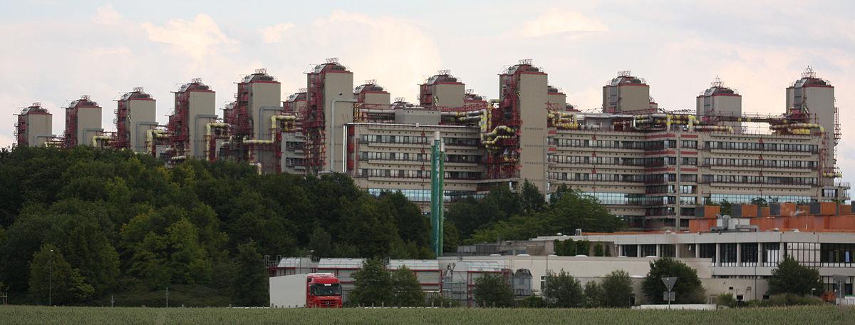 Universitätsklinikum Aachen – Wikipedia