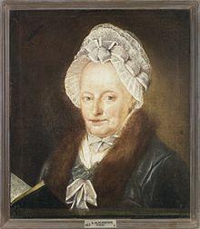 Anna Maria Klopstock, geb. Schmidt, Gemälde von Benjamin Calau, 1770 (Gleimhaus, Halberstadt) (Quelle: Wikimedia)