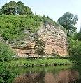 Knaresborough Castle Ruins - panoramio (2).jpg