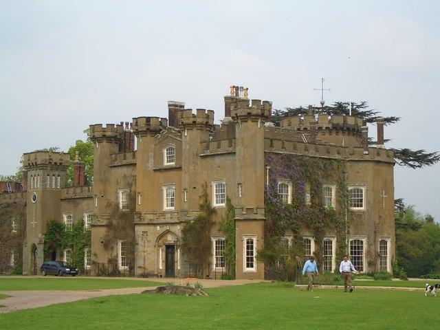 Knepp Castle - geograph.org.uk - 238677