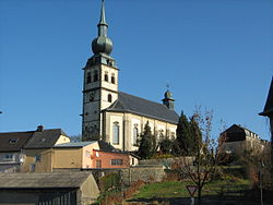 Koerich church