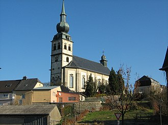 Koerich - Koerich church