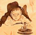 Kollwitz kaethe kollwitz hans 1895.png