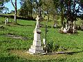 Komańcza. Cmentarz z 1802 roku. 01.JPG