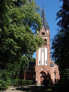 Konojady Village in Kuyavian-Pomeranian Voivodeship, Poland