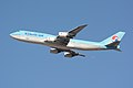 Korean Air Lines, Boeing 747-8i KE7632 NRT (39532416725).jpg