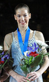 Korobeynikova 2011 JGP Final podium.png