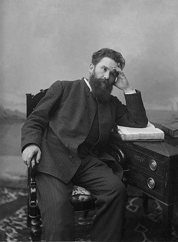 В.Г.Короленко. Нижний Новгород, 1890-е годы.