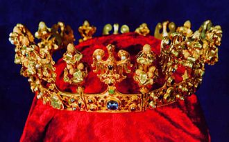 Środa Treasure - The golden crown of the Środa treasure
