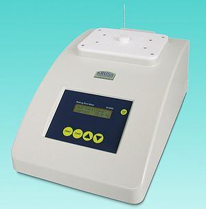 Melting point - Automatic digital melting point meter