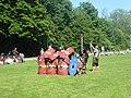 Krigshistorisk Festival - Legio VI Victrix Cohors II Cimbria 10.jpg