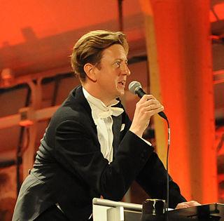 Kristofer Wåhlander Swedish conductor