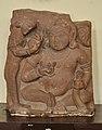 Kubera - Gupta Period - Jamalpur Mound - ACCN 00-C-5 - Government Museum - Mathura 2013-02-23 5396.JPG