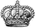 Kungliga kronan, Nordisk familjebok.png