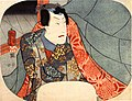 Kuniyoshi Utagawa, The actor 8.jpg