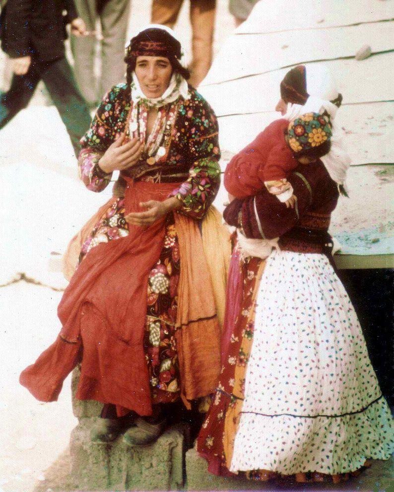 Yezidi düğünleri: eşsiz ve parlak
