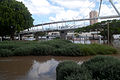 Kurilpa Bridge and the flooded Brisbane River 1.jpg