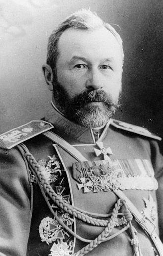 Aleksey Kuropatkin - General Aleksey Kuropatkin