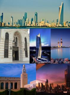 Kuwait City Capital of Kuwait