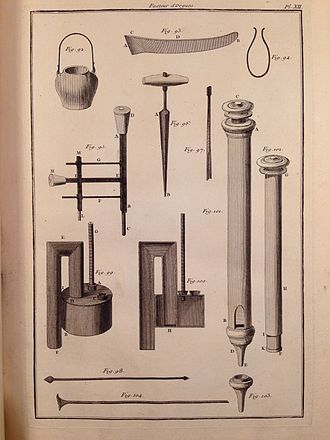 Dom Bédos de Celles - Image: L'art du facteur d'orgues 04