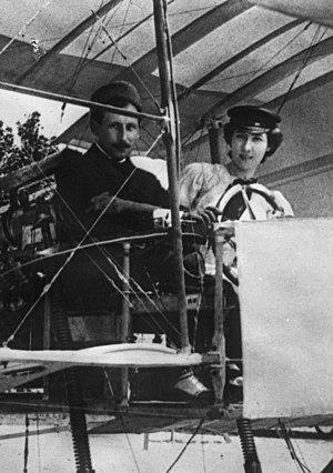 Léon Delagrange - Delagrange and Thérèse Peltier, 1908
