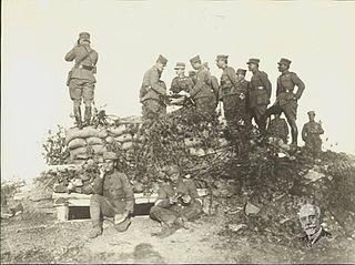 Georgios Leonardopoulos Greek soldier