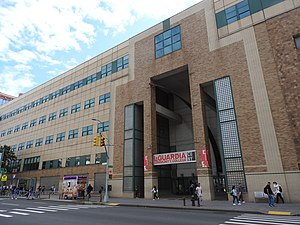 LaGuardia Community College - Building E
