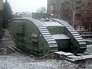 LG British tank WWI 2