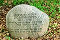 L C Diederichen Stone at Marselisborg Slotspark.jpg