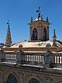 La Lonja de Mercaderes, Sevilla. Linterna.jpg