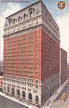 La Salle Hotel - Wikipedia