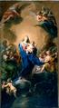 La Vierge à l'Enfant en gloire Pompeo Batoni -Princeton.png