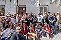 La ciudad de Madrid rinde homenaje al músico Jerry González 13.jpg