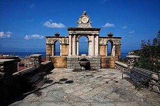 Bagnara Calabra - Fonte Garibaldi