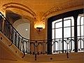 La mezzanine du hall de lancienne banque Renauld (Nancy) (3997752115).jpg