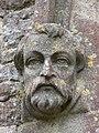 Label stop, St Nicholas Church, Henstridge - geograph.org.uk - 703089.jpg